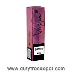 Vogue Lilas Superslim Cigarettes