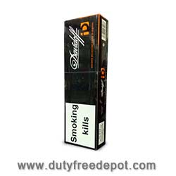 Davidoff ID Orange King Size Cigarettes