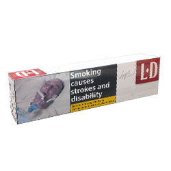 LD Red Cigarettes