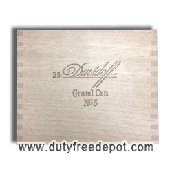 Davidoff Grand cru No.5 (25 Cigars)