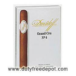 Davidoff Grand Cru No. 4 (25 Cigars)