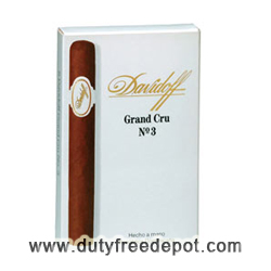 Davidoff Grand Cru Series No. 3 (5 Cigars)