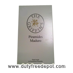 The Griffin's Piramides Maduro (4 Cigars)