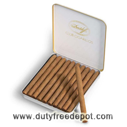 Davidoff Club Cigarillos (5 X 10 Cigars)
