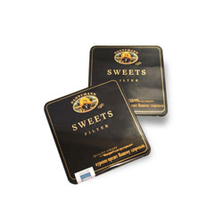 Dannemann Sweets Filter (5 packs of 10)