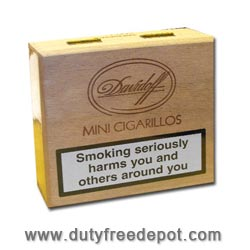 Davidoff Mini Cigarillos (5 X 20 Cigars)