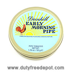 Dunhill Early Morning Pipe Tobacco (5 X 50 GR)
