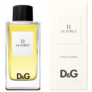 Dolce & Gabbana La Force EDT for Men (100 ml./3.4 oz.)
