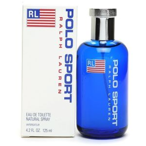 Ralph Lauren Polo Sport Eau De Toilette For Men (125 ml./4.2 oz.)