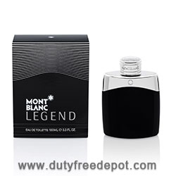 Montblanc Legend Eau De Toilette Spray For Men (100 ml./3.4 oz.)