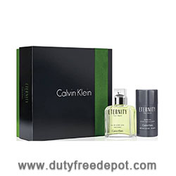 Calvin Klein Eternity for Men Eau de Toilette + deo stick (100ML+75 ML)