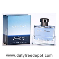 Baldessarini Del Mar Eau De Toilette For Men (90 ml./3 oz.)