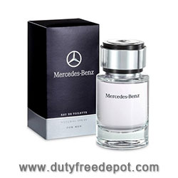 Mercedes Man Eau De Toilette Spray For Men (120 ml./4.1 oz.)