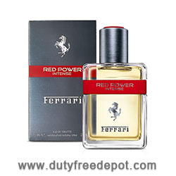 Ferrari Red Power Intense Eau De Toilette For Men (75 ml./2.5 oz.)