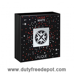 Lalique White 2013 Christmas Set (Eau de Toilette 125 ml, Shower Gel 150ml)