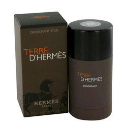 Hermes Terre D`Hermes Deodorant Stick For Men (75 gr./2.5 oz.)
