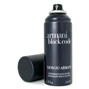 Giorgio Armani Code Deodorant Spray (150 ml./3.3 oz.)