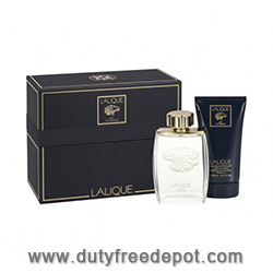 Lalique Pour Homme Lion 2013 Father's Day Set (Eau de Parfum 125 ml, Shower Gel 150ml)
