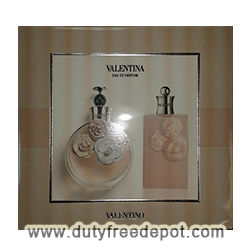 Valentino Valentina Eau De Parfum For Women (80 ml./2.7 oz.)  + (100 ml./3.4 oz.)