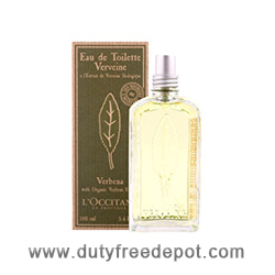 L'Occitane Verbena Eau De Toilette Spray (100 ml./3.4 oz.)