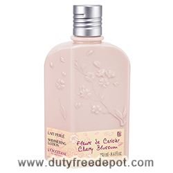 L'Occitane Cherry Blossom Body Lotion (250 ml./8.8 oz.)