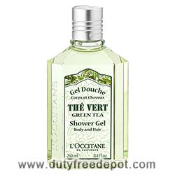 L'Occitane Green Tea Shower Gel (250 ml./8.8 oz.)
