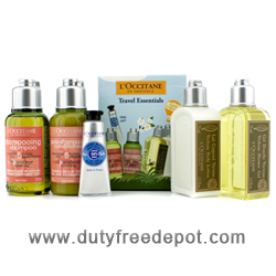 L'Occitane Essential Body Lotion & Shower Gel And Hand Cream (4X75 ML+10 ML)