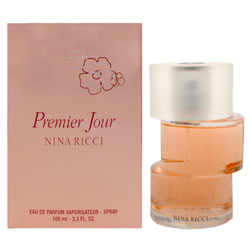 Nina Ricci Premier Jour Eau De Parfum For Women (100 ml./3.4 oz.)