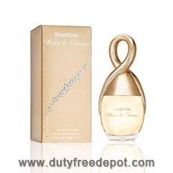 Bebe Wishes And Dreams Eau De Parfum (100 ml./3.4 oz.)