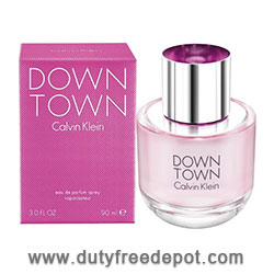 Calvin Klein Downtown for Women EDP 90ML