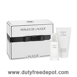 Lalique Perles de Lalique 2013 Mother's Day Set (EdP 100ml,  Shower Gel 150ml)
