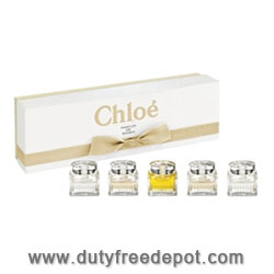 Chloe Milti-Line Miniature Set (5 X 5 ML)