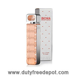 Hugo Boss Orange Eau De Toilette Spray (75 ml./2.5 oz.)