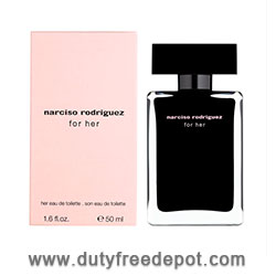 Narciso Rodriguez For Her Eau De Toilette For Women (50 ml./1.7 oz.)