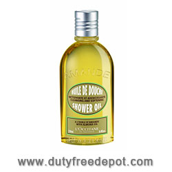 L'Occitane Almond Shower Oil (250 ml./8.8 oz.)