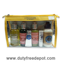 L'Occitane Best Price Hand Cream & Body Lotion & Shower Pack (4 X 72 ml+10 ml)