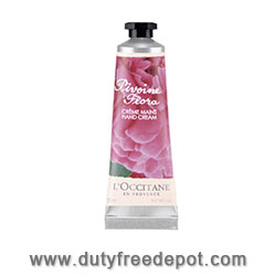 L'Occitane Peony Hand Cream (30 ml./1 oz.)