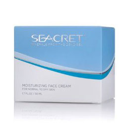Seacret Face Cream (50 ml./1.7 oz.)