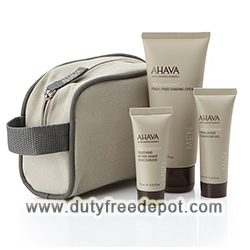 Ahava Shave Cream Kit (100 ml X 2+50 ML)