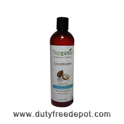 Topganic Argan Oil From Morocco Conditioner (400 gr./14 oz.)