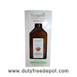 Topganic Baobab Oil From Africa Intensive Oil (100 ml./3.4 oz.)