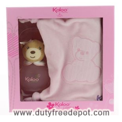 Kaloo Doudou Set Lilirose (100 ml./3.4 oz.)