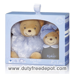 Kaloo Maxi Fluffy Set Liliblue (100 ml./3.4 oz.)