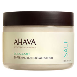 Ahava Softening Butter Salt Scrub (350 gr./12.3 oz.)