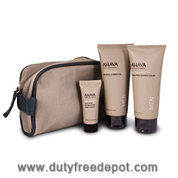 Ahava After Shave + Shaving Kit (100ml+20ml+15ml)