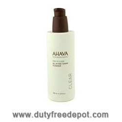 Ahava Time To Clear Toning Cleanser All In One (250 ml./8.8 oz.)