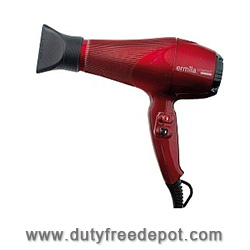 Ermila 4325 Hair Dryer Red  (2500W)