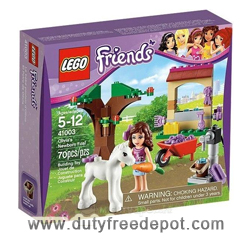 LEGO FRIENDS Olivia's Newborn Foal