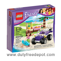 LEGO FRIENDS Olivias Beach Buggy