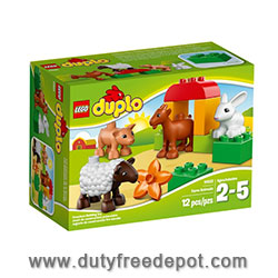 LEGO DUPLO  Farm Animals V29